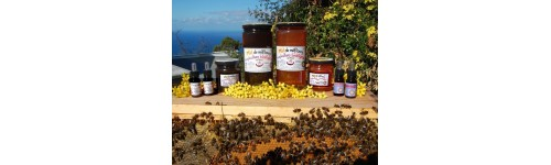 Organic beekeeping products
