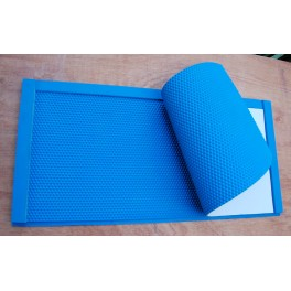 Silicone matrices 4,9mm - with embedded side parts